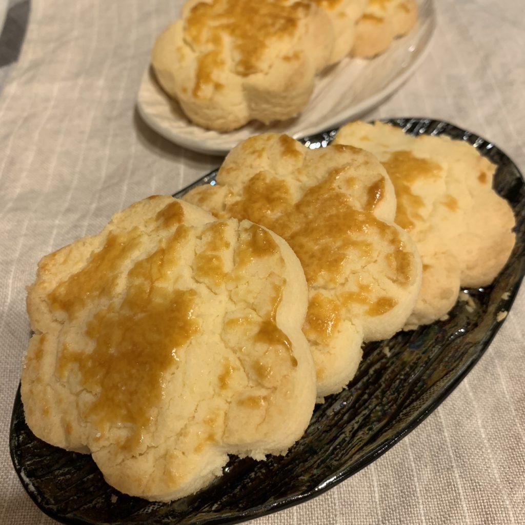 栗原 はるみ 塩 クッキー